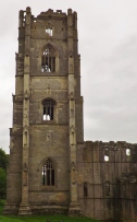 Fountains Abbey.