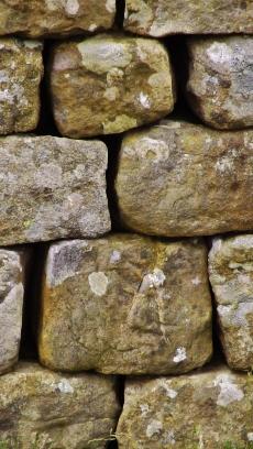 Hadrians Wall,Northumberland.